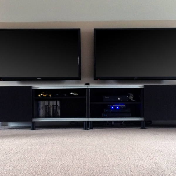 DUAL TV SYSTEM