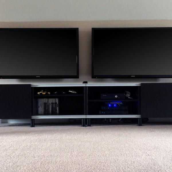DUAL TV SYSTEM